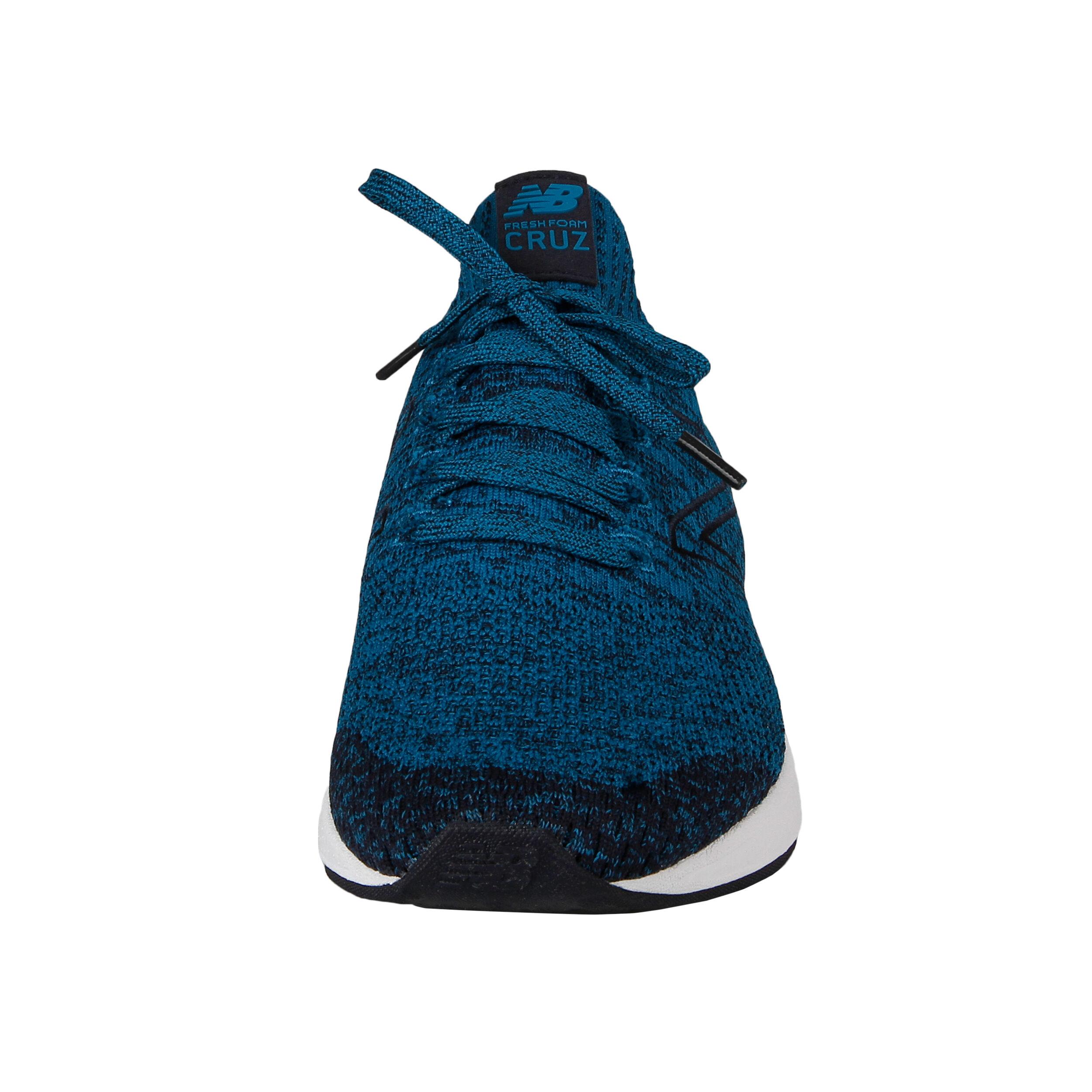 New Balance Cruz Sock Neutralschuh Herren Blau, Dunkelblau