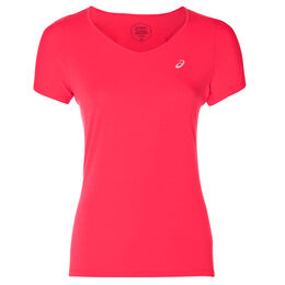 V-Neck Shortsleeve Top Women