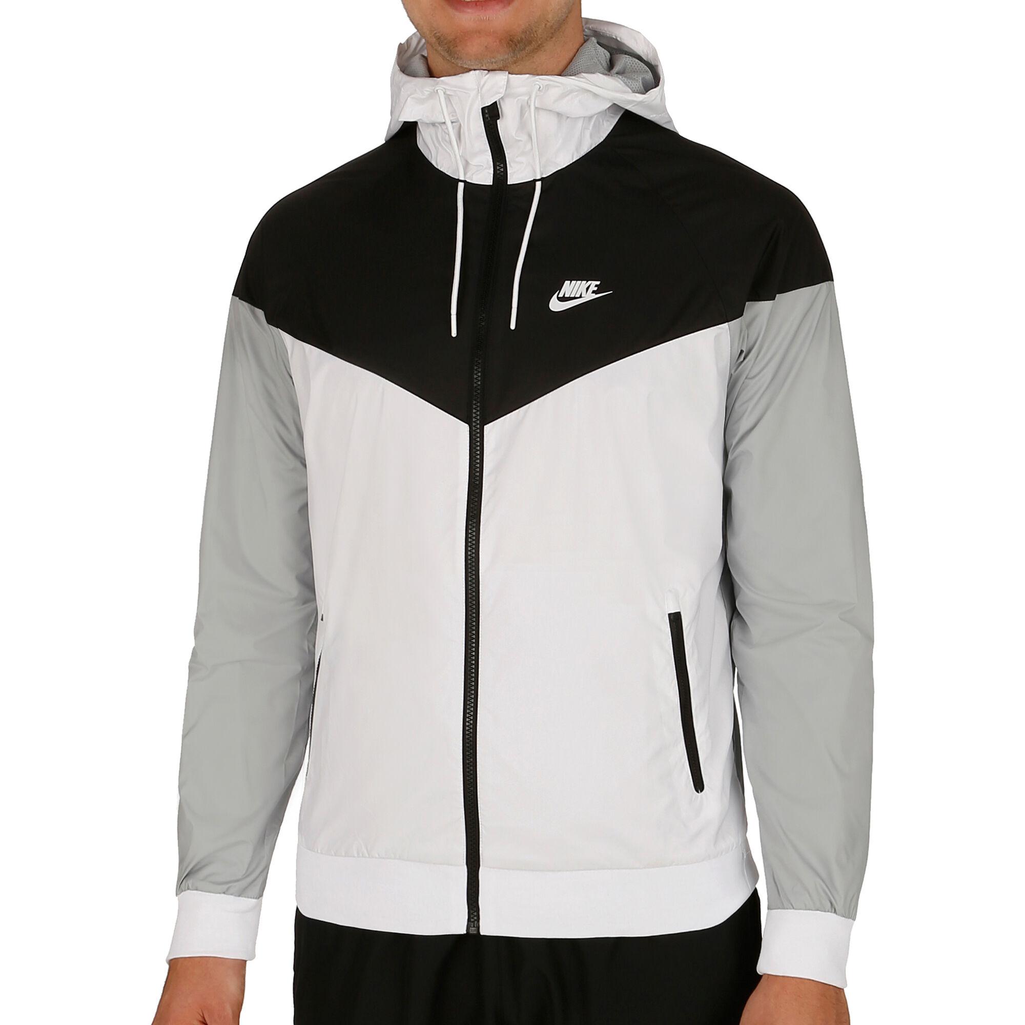 0a746dc92d93 Nike Sportswear Windrunner Laufjacke Herren - Weiß, Schwarz online ...