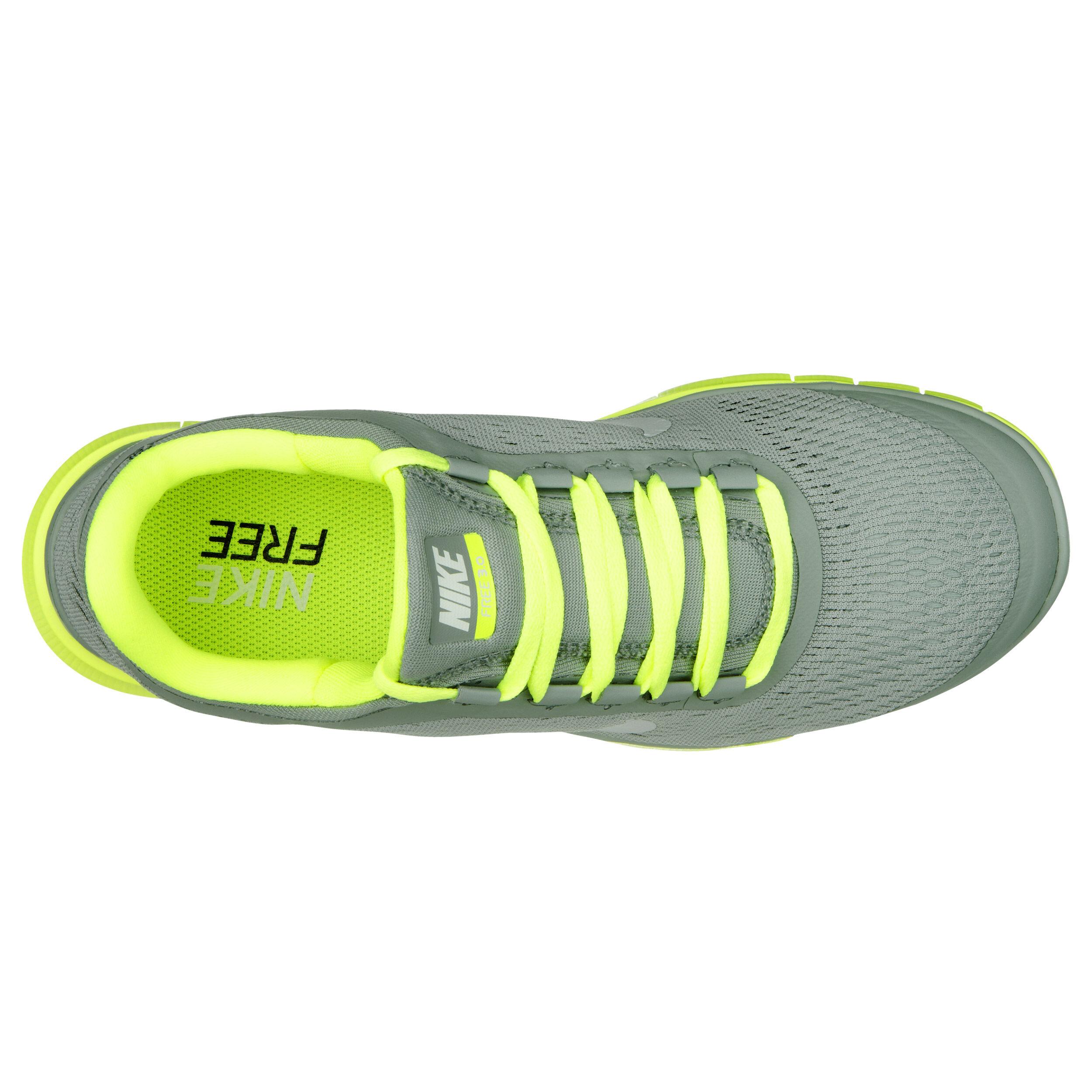 Nike Free 3.0 V5 Natural Running Schuh Herren Grün, Schwarz