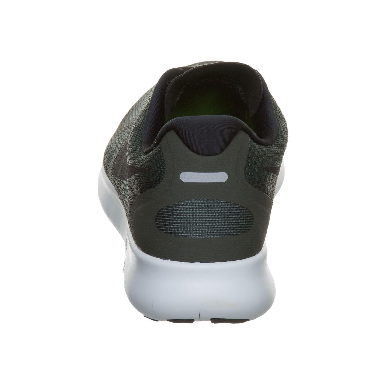Nike Free Run 2017 Natural Running Schuh Herren Grün
