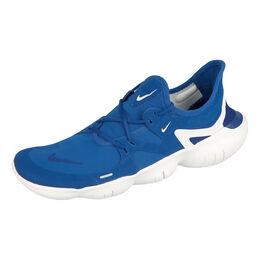 2dbb8df29b7d4 Free Run 5.0 Men. Nike Laufschuhe · Free 5.0 Natural-Running Schuh Herren -  Blau, Weiß