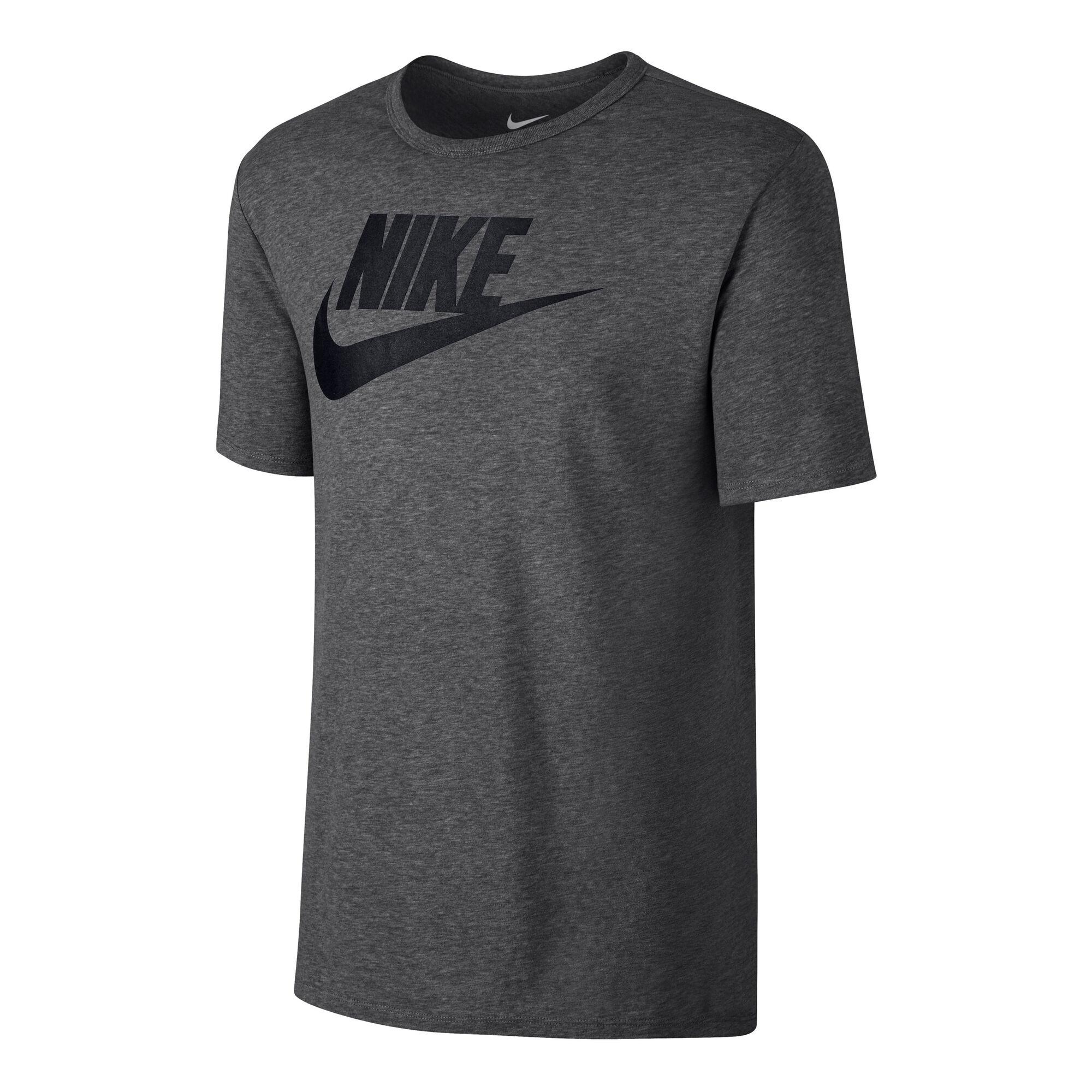huge discount 826f0 b4c98 Nike Sportswear Futura Icon T-Shirt Herren - Dunkelgrau, Schwarz ...