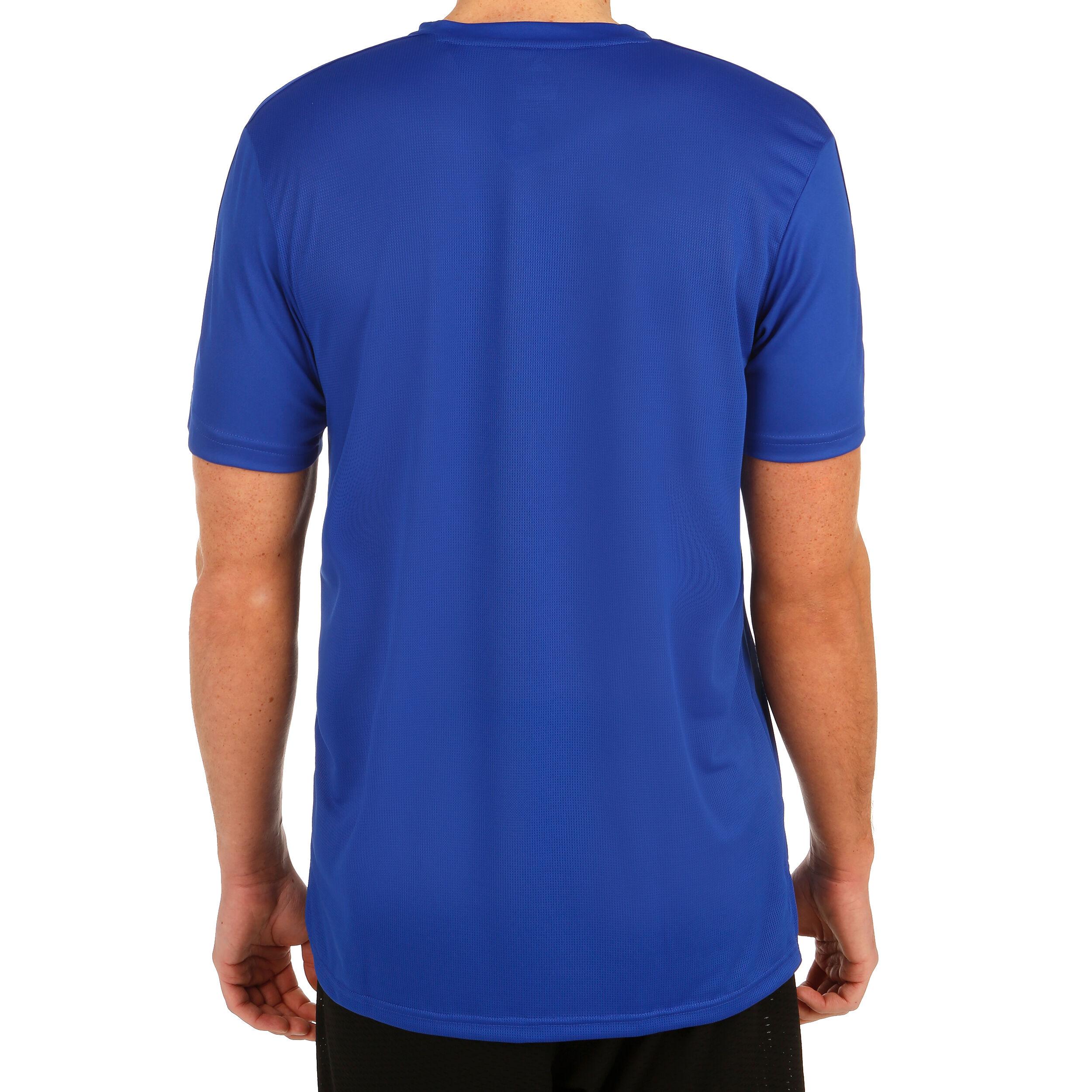 adidas Condivo 18 Training T Shirt Herren Blau, Weiß