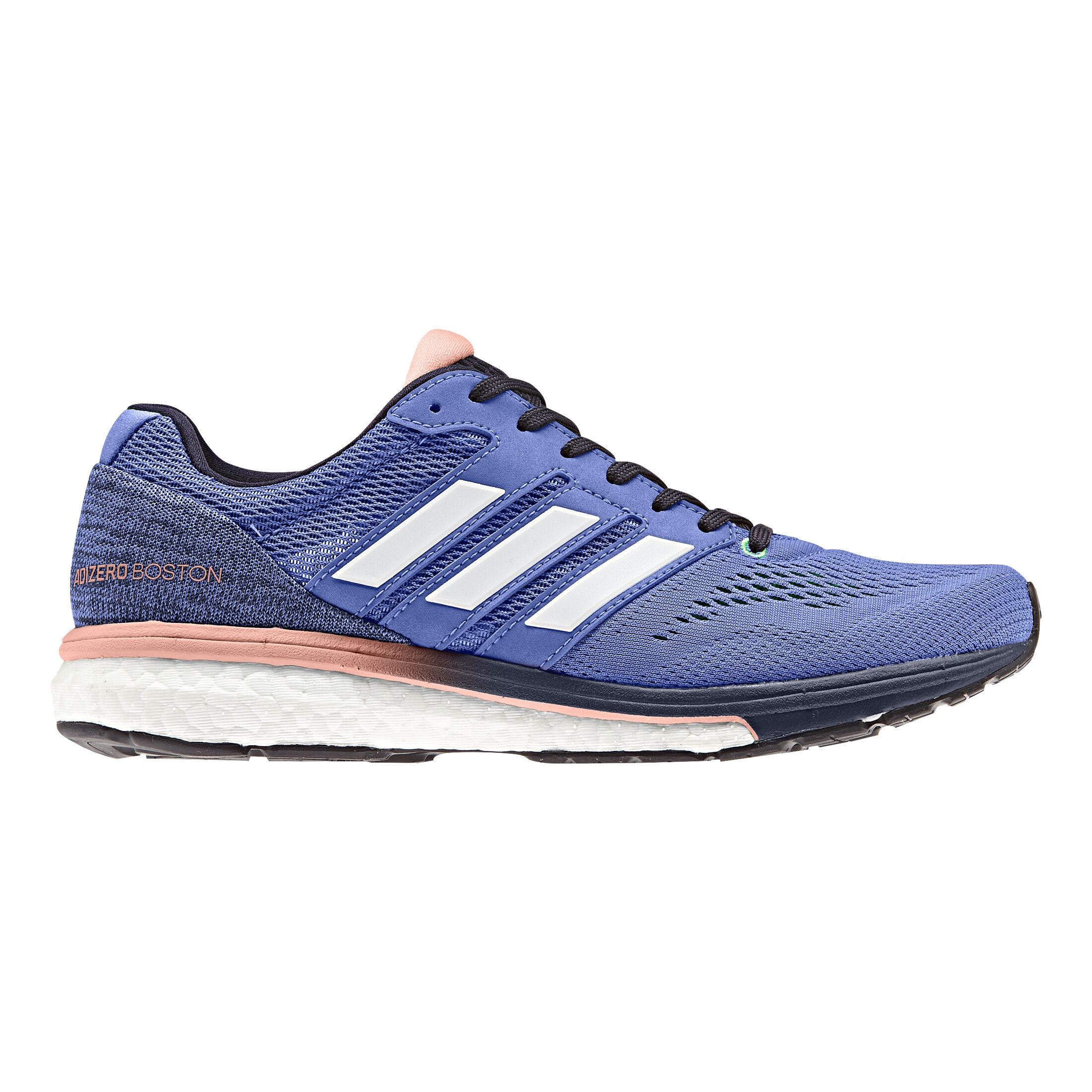 adidas Damen Adizero Boston Boost 6 Neutral Laufschuhe Hellblau