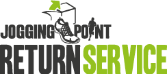 Jogging-Point Return Service